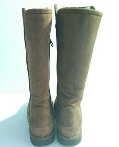 6a6f1613237 UGG abree tall made in italy sheepskin boots 8
